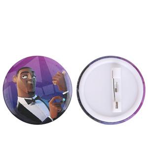 Disney series printing badge