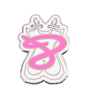 Fashion cute design customized carton badge