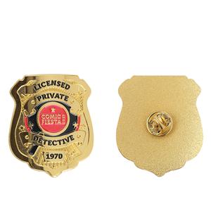 Metal-Badges