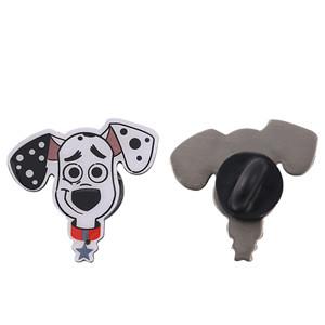 Dalmatian printing pin for boy