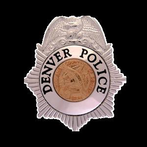 denver police lapel pins