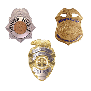 police-pins